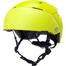 Kali City Casco, matt yellow